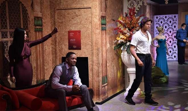 madam tussad- India TV