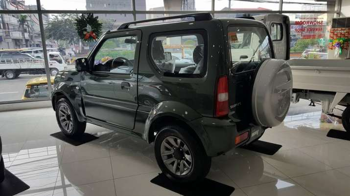 maruti jimny- India TV Paisa