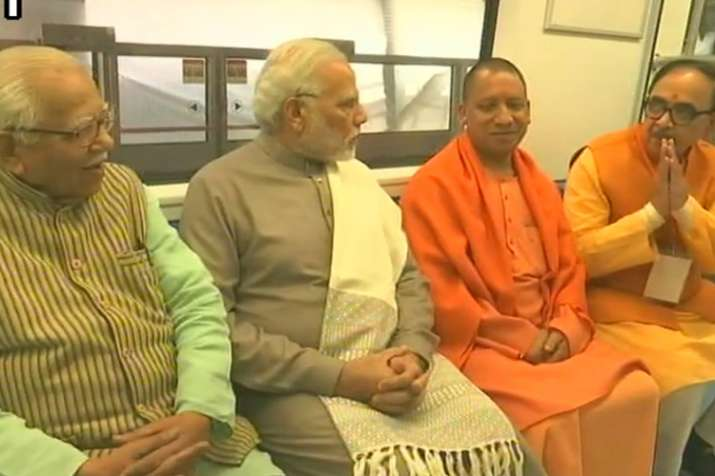 PM_Narendra_Modi_to_launch_Delhi_Metro's_magenta_line- India TV
