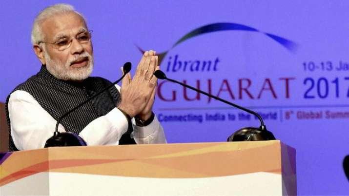 Modi in Gujarat- IndiaTV Paisa