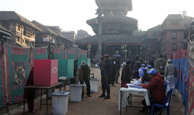 Nepal Elections 2017 | PTI Photo- Khabar IndiaTV