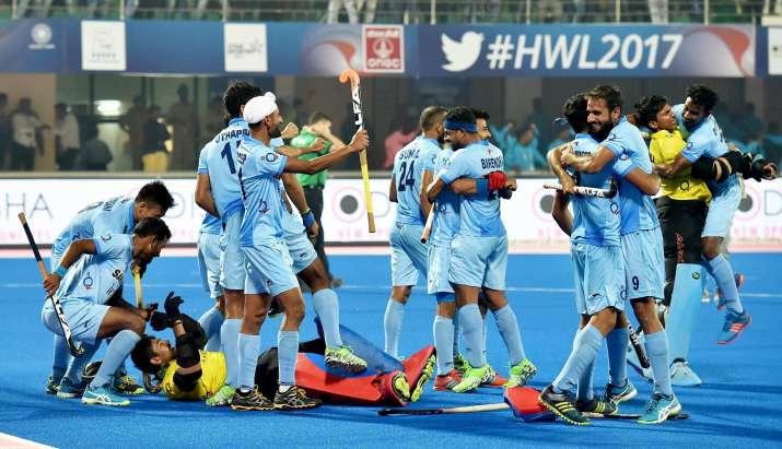 Hockey World League finals, India vs Belgium- Khabar IndiaTV