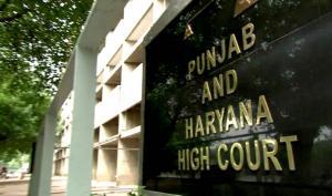 punjab haryana highcourt- Khabar IndiaTV