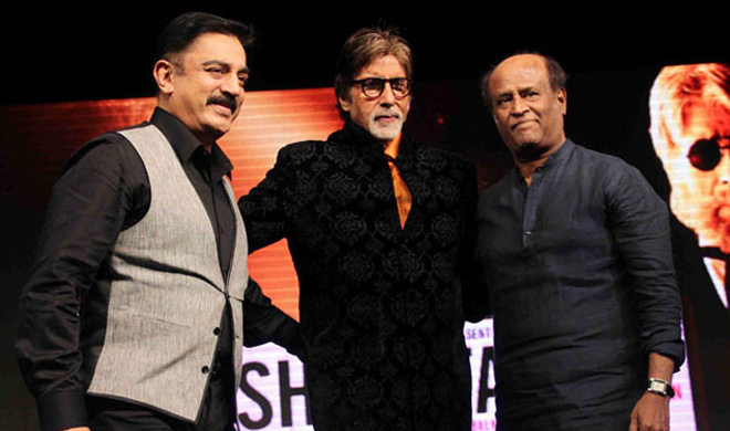 rajinikanth kamal hassan amitabh bachchan- India TV