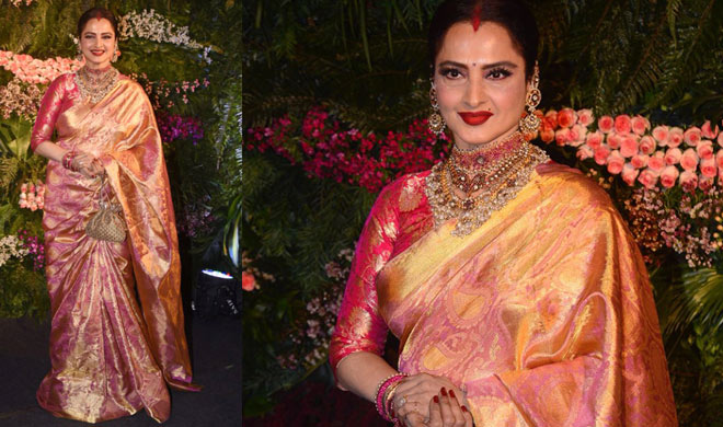 rekha- India TV