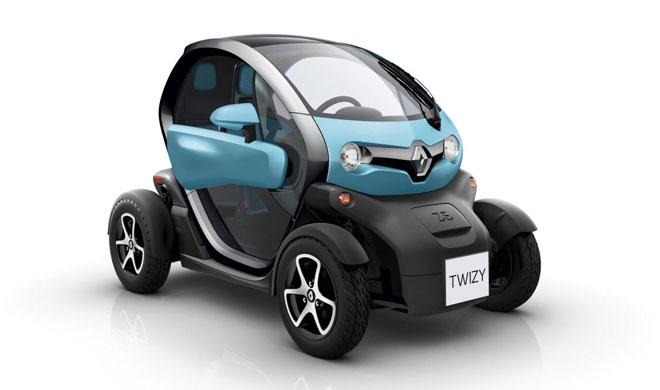 Renault Twizy- Khabar IndiaTV