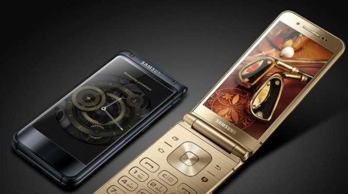 Samsung W2018- IndiaTV Paisa