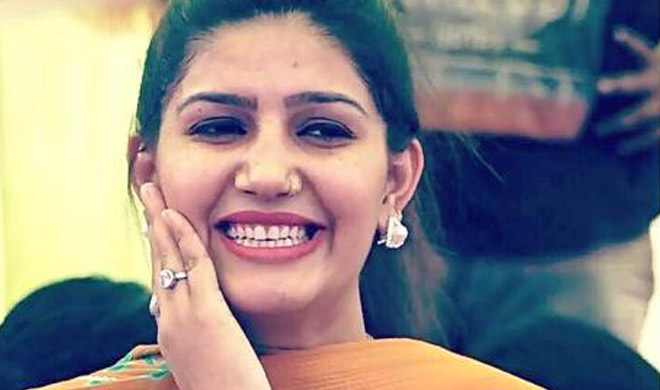 Sapna Chaudhary- Khabar IndiaTV
