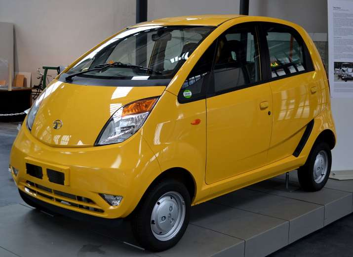 Tata Nano Production Fall- India TV Paisa