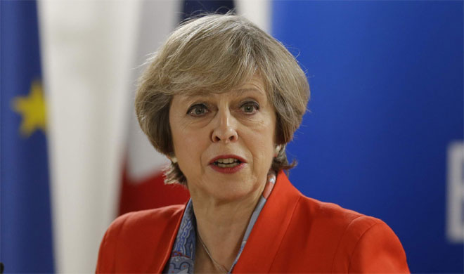Theresa May | AP Photo- Khabar IndiaTV
