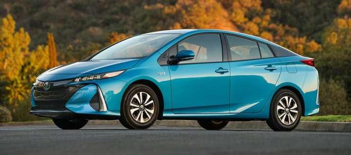 Toyota Electric Car- India TV Paisa