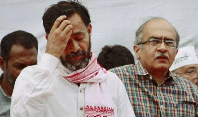 Yogendra and Prashant refuse to return to AAP- Khabar IndiaTV