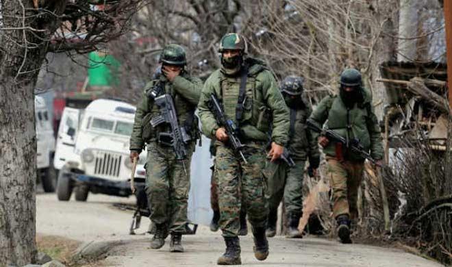 3 Lashkar e Taiba terrorists were killed in an encounter...- Khabar IndiaTV