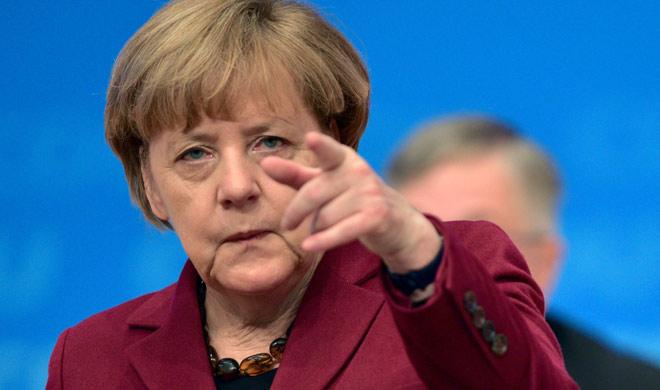 angela Merkel did not support Trump announcement on...- Khabar IndiaTV