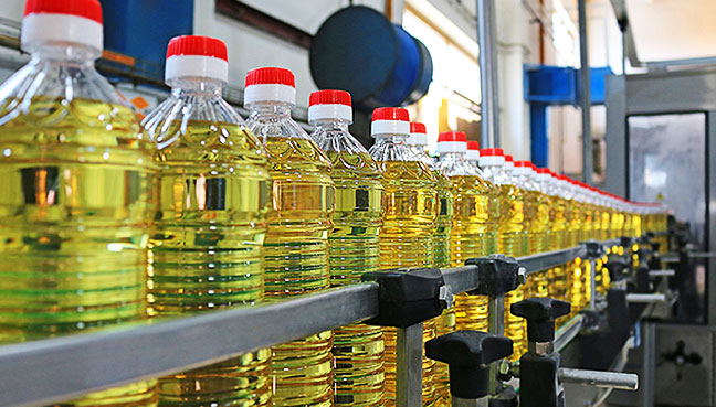 Vegetable oil - India TV Paisa