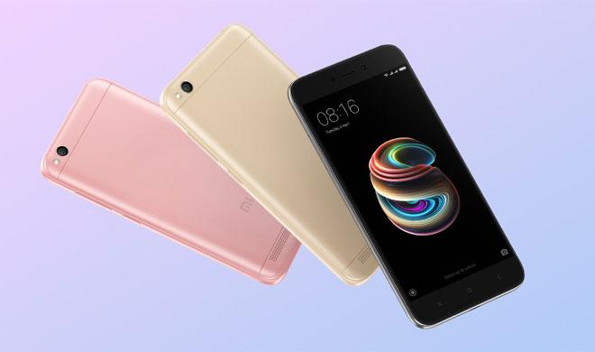 Xiaomi REdmi 5A- India TV