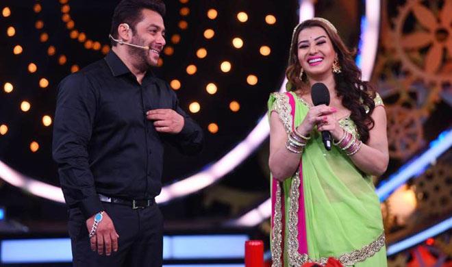 Salman Khan Shilpa Shinde- India TV