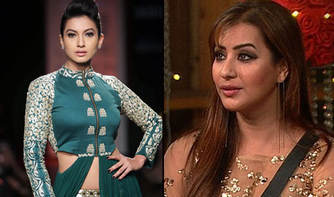 Gauhar Shilpa- India TV