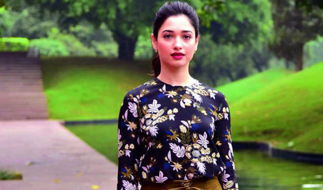 Tamannah Bhatia- India TV