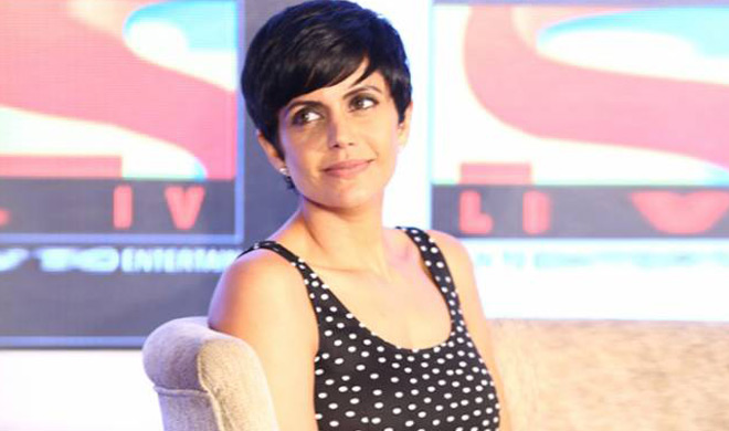 Mandira Bedi- India TV