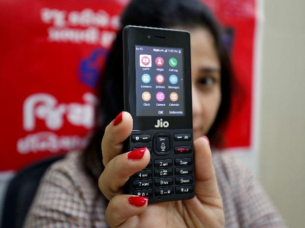 reliance jiophone - India TV Paisa