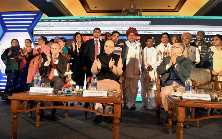 Finance Minister Arun Jaitley- India TV Paisa