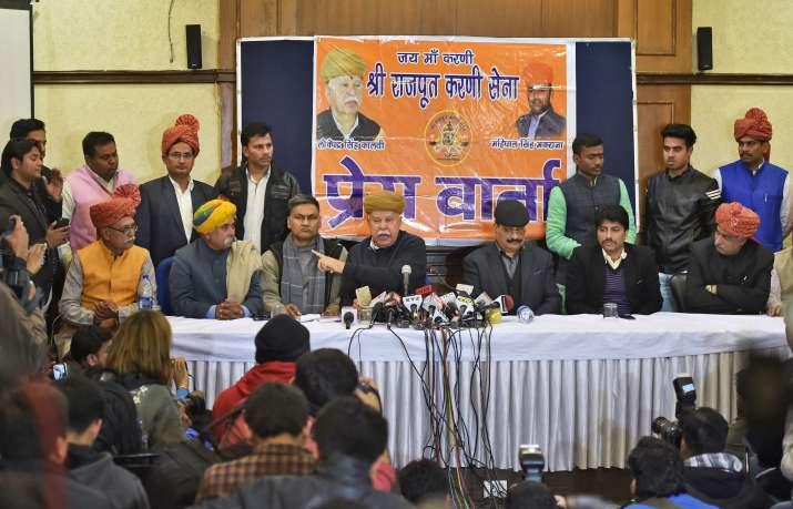 Karni Sena On Padmaavat- India TV