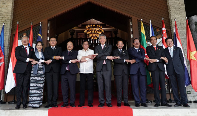 ASEAN Leaders- India TV