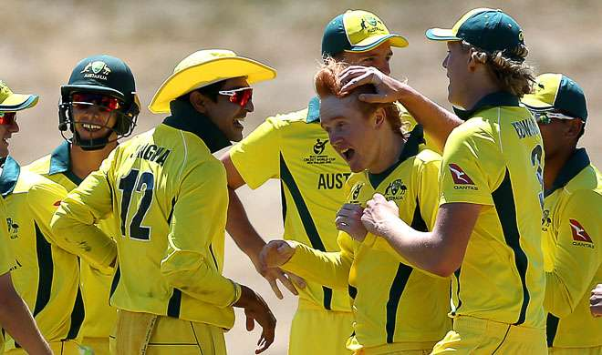 ऑस्ट्रेलिया की अंडर-19...- India TV
