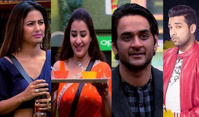 BIGG BOSS 11- India TV
