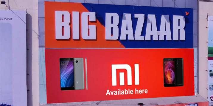 Big Bazaar- India TV Paisa