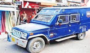Cash van file photo- India TV