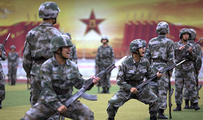 Chinese Army   AP Photo- India TV