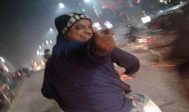 Damini anchor chasing- India TV