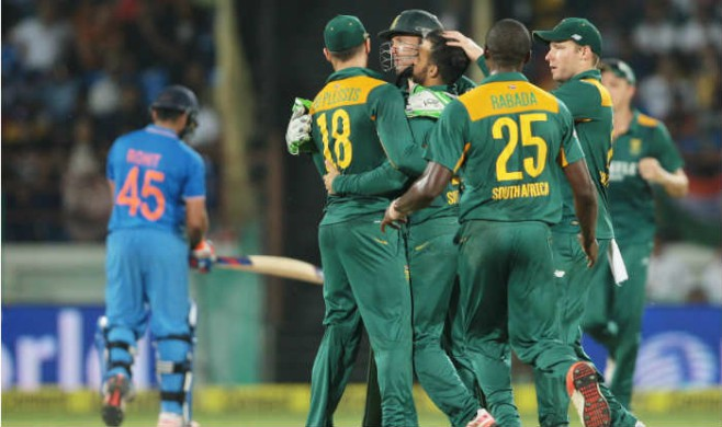 दक्षिण अफ्रीका टीम- India TV