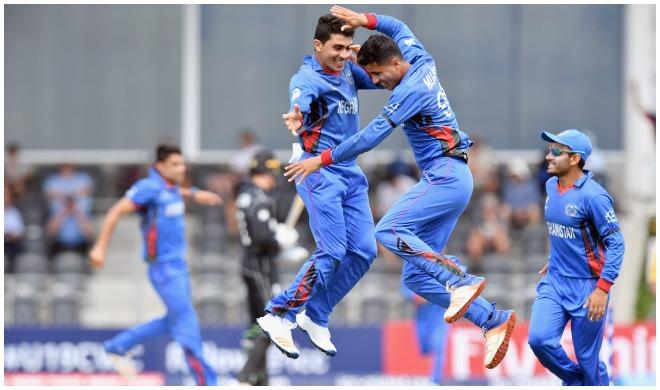 अफगानिस्तान टीम- India TV