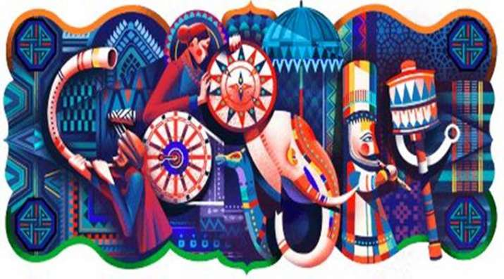 Google-commemorates-India-69th-Republic-Day-with-a-doodle- India TV