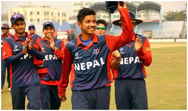 नेपाल टीम- India TV