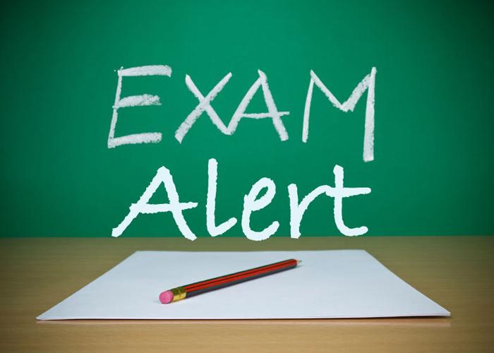 Your exam alert- India TV