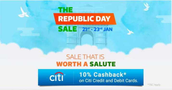 Flipkart The Republic Day Sale- IndiaTV Paisa