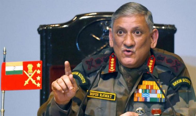 General Bipin Rawat | PTI Photo- India TV