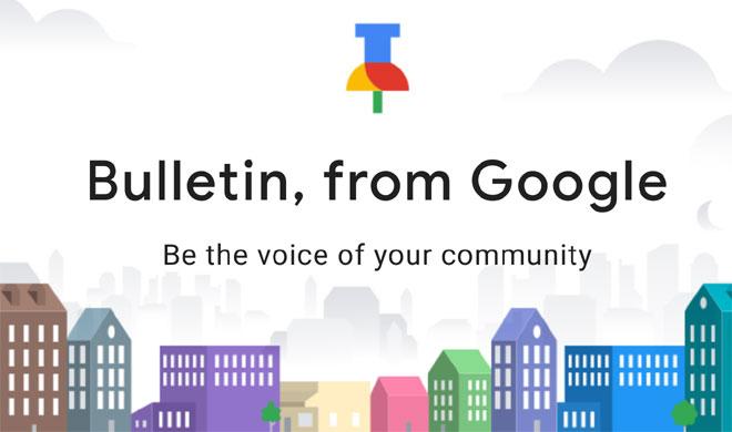 Google tests Bulletin app- India TV