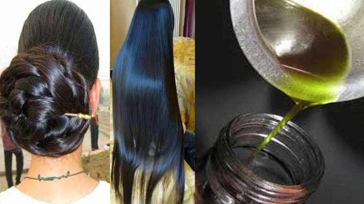 long hair- India TV