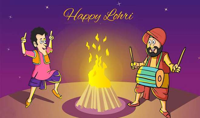 Happy Lohri 2018- Khabar IndiaTV