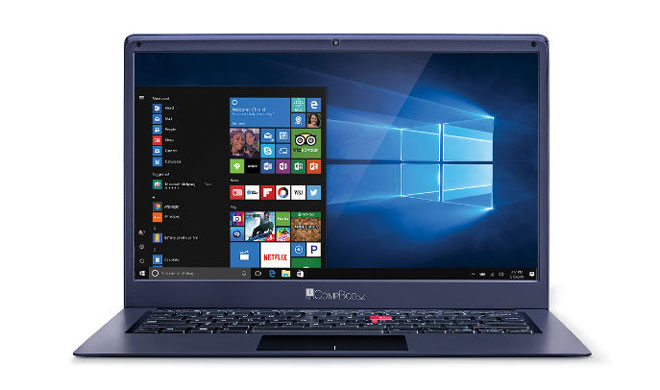 iBall CompBook Exemplaire+- India TV