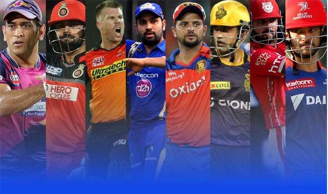 आईपीएल टीमों के...- India TV