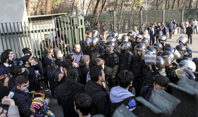 Iran Protest | AP Photo- India TV