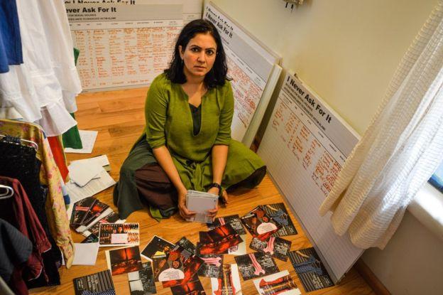 Jasmeen Patheja- India TV