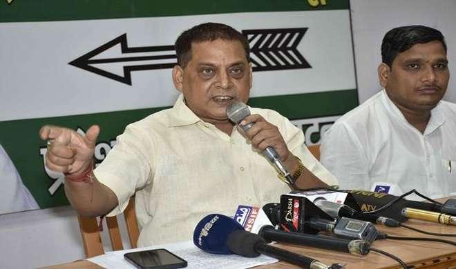 JD-U-asks-Tejashwi-Yadav-to-apologise-CBI - India TV