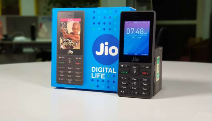 Jio Phone- India TV Paisa